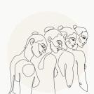 Allison Kunath - Collective - Ink